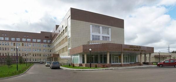 Областной перинатальный центр г.Тверь
