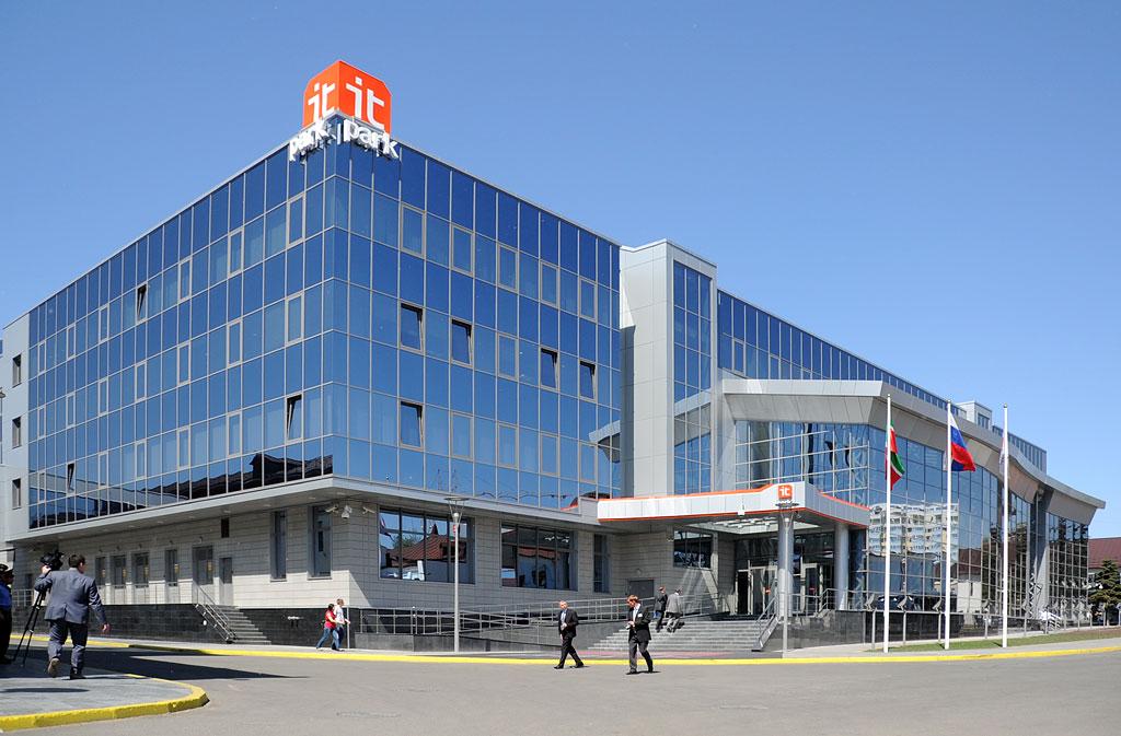 Комплекс IT-ПАРК