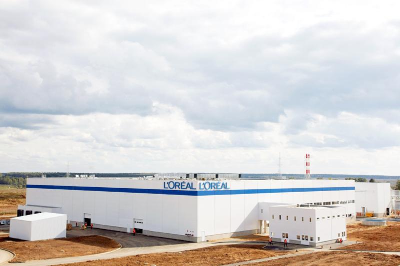 Завод по производству косметических средств