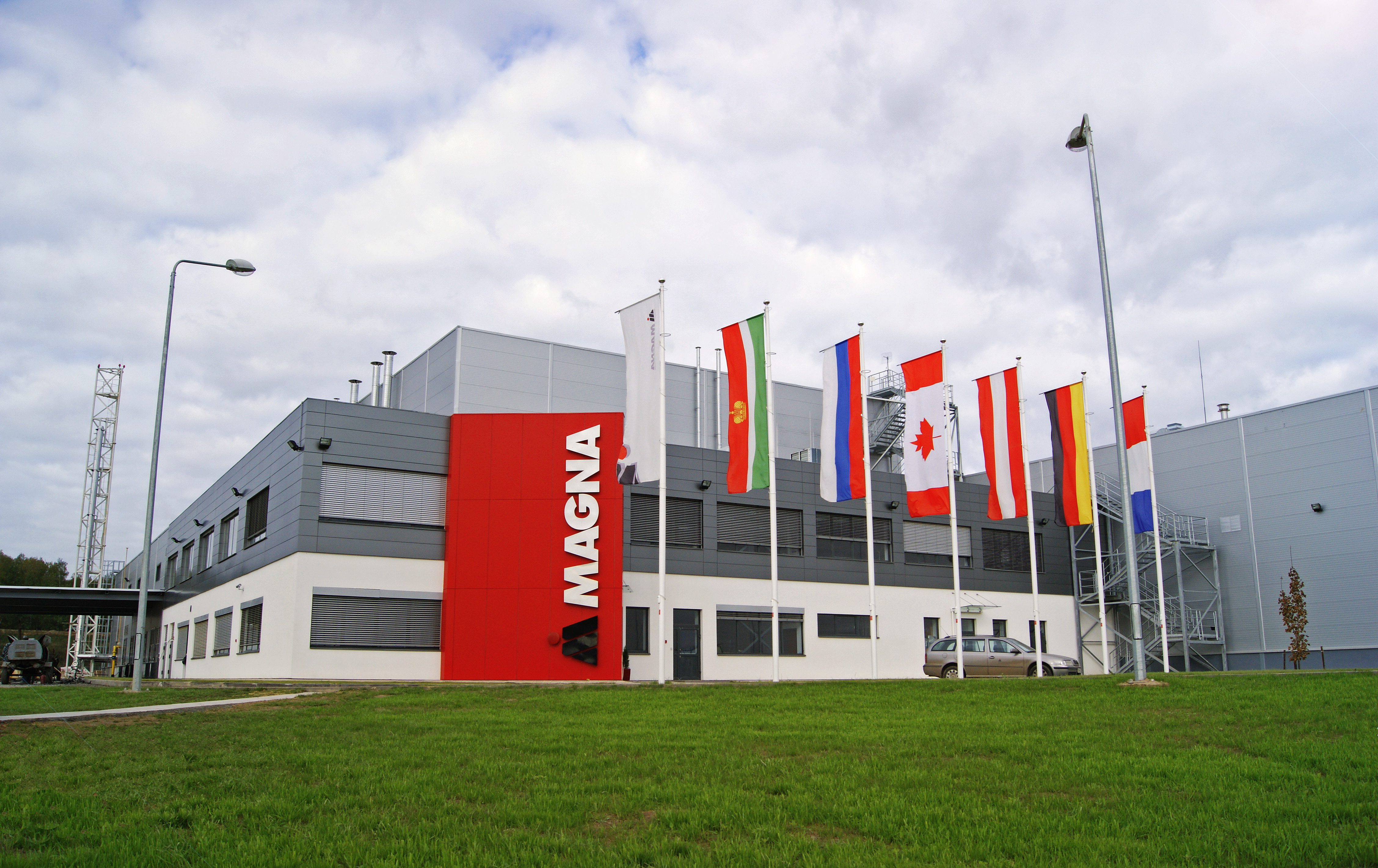 Завод по производству комплектующих деталей ЗАО