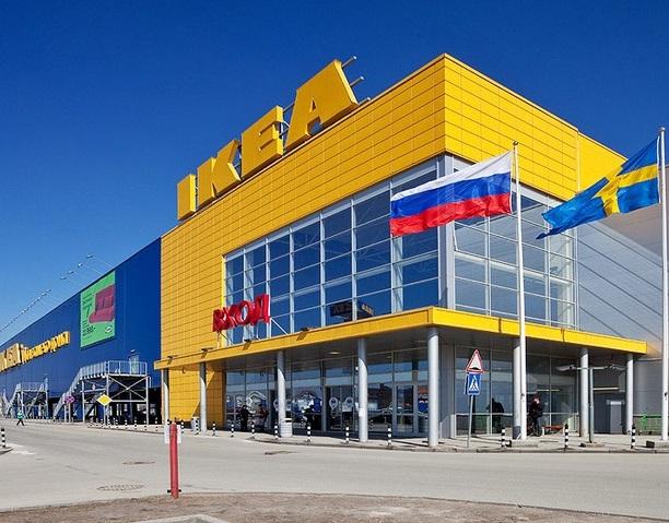 ТРЦ «Мега Новосибирск», г.Новосибирск