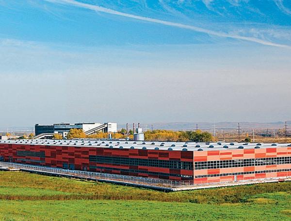 Мебельная фабрика компании «MEKRAN», г.Красноярск