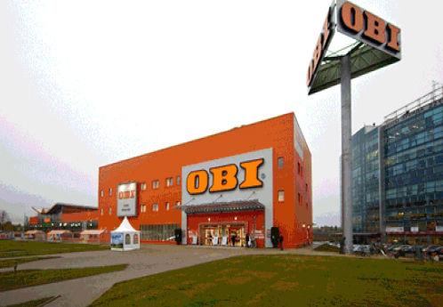Гипермаркет «Оби», г.Москва